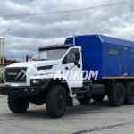 ППУ производительностью 1600/100, 2000/100, 2500/160 на базе Урал NEXT