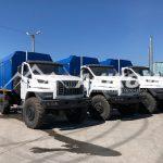 ППУ 1600/100 на базе Урал NEXT 4320