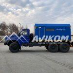ППУ на базе Урал NEXT производительностью 1600/100